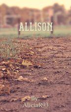 Allison by AliciaR93
