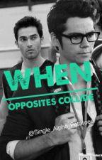 When Opposites Collide ~ Sterek  by Single_Alpha_Potato