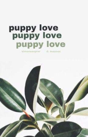 puppy love    d. mazouz by SimonssSpier