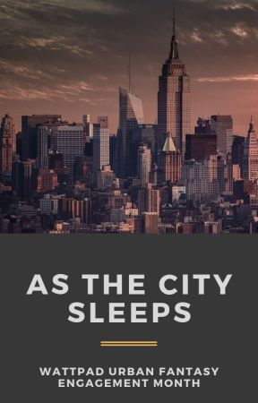 As the City Sleeps by Urban-fantasy