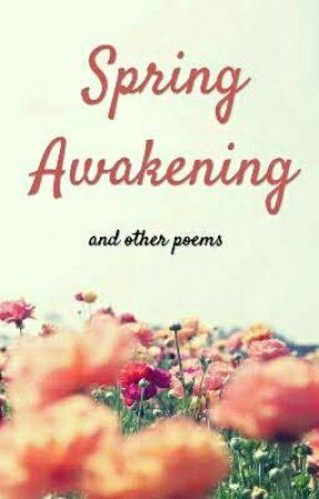 Spring Awakening by Amanda