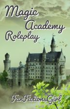 Magic Academy RP [OPEN & ACTIVE!] by Rather_Be_Writing