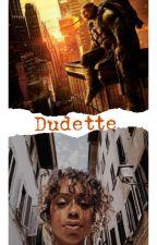 Dudette ❨《Michelangelo》❩ by LadySpaghettiSauce