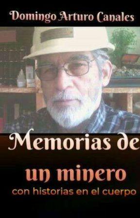 MEMORIAS DE UN MINERO. Con historias en el cuerpo. La novela. by DomingoArturoCanales