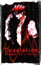 Eustass Kid x Reader    Desolation by redheadedpineapple