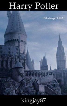 Harry Potter - WhatsApp Chatverlauf by kingjay87