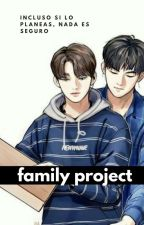 FAMILY PROJECT by sugaesmihombre