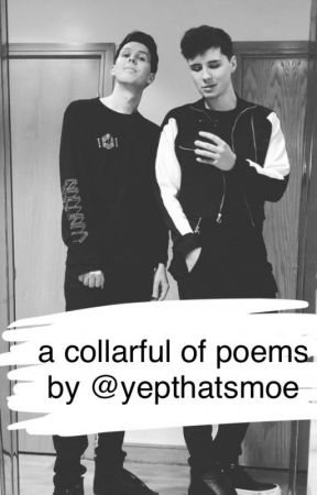 a collarful of poems // yepthatsmoe by urieonice