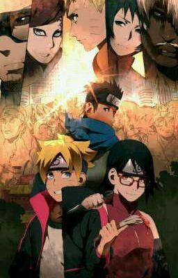 ( ĐN Boruto)  Chị Em song sinh của Naruto ( phần 2)