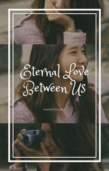eternal love between us ✔