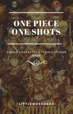 ONE PIECE X READER ONE SHOTS by LittleMossHead