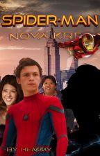 NOVÁ KREV  (Spiderman fanfiction) by The-Hemmy
