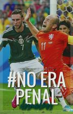 #NOERAPENAL BOOK OF RANTS by desmadres