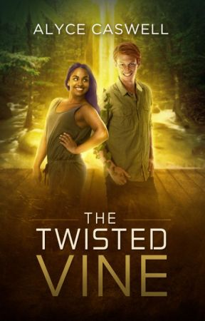 The Twisted Vine (The Galactic Pantheon #2) by alycecaswell