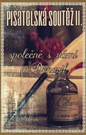 Pisatelská soutěž II. by Denaril