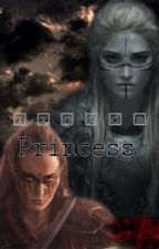 Azgeda Princess (Lexa/You) by mariaferr23