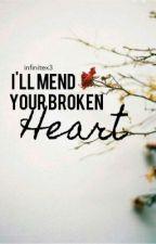 I'll Mend Your Broken Heart [Jacob Black] by infinitex3