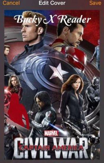 Captain America: Civil War (Bucky X Reader) - Jamie