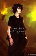 Nico goes to Hogwarts by MsTeal