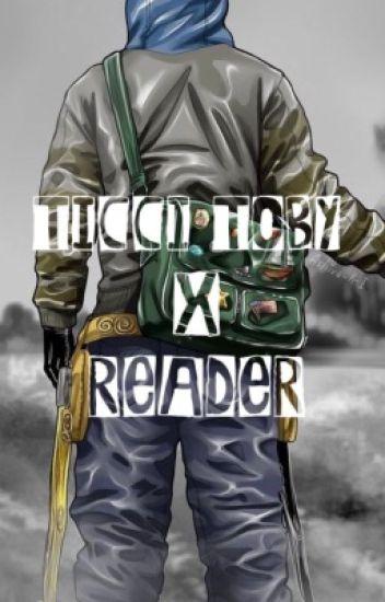 Ticci Toby X Reader