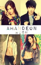 Amandeon High by SweetyElyk