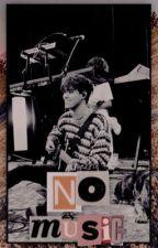 no music ⇢ zach herron. by thrasherherron