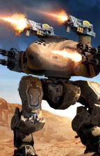War Robots:1 Griffin by Camsterhamster