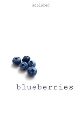 blueberries by Kcolored