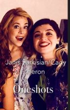 Janis Sarkisian/Cady Heron Oneshots by majestic-mother-mac