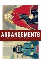 Arrangements   // Thorki OS by EmiJey
