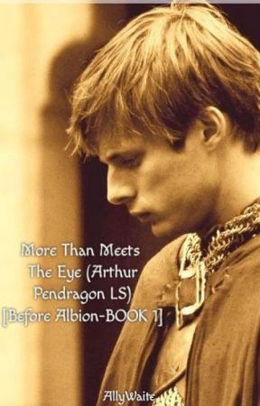 More Than Meets The Eye [Before Albion-Book 1] by AllyWaite