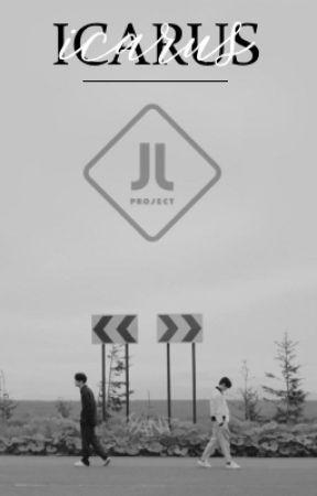 ICARUS → JJP {i.jb & p.jy} by golden-hyung