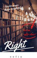 right [bxb] by sofiiawrites