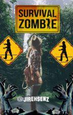 SURVIVAL ZOMBIE.  Carl Grimes by JirehSenz