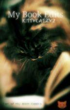 My Book Edits by KittyCatzy2-Random
