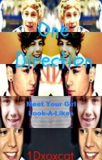 One Direction, Meet Your Girl Look-A-Likes by 1Dxoxcat