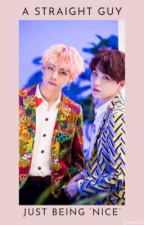 A Straight Guy Just Being 'Nice' | Taegi  by jinxnina