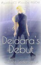 Deidara's Debut - Icecold Passion #Sasodei #Yuri!!!onICE by 89christmastrees