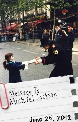 Message To Michael Jackson