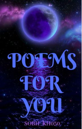 Poems For You(Everyone) by sobh_kh050