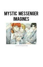 Mystic Messenger Imagines by crownthepandas