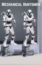 Mechanical huntsmen by Shadow_trooper