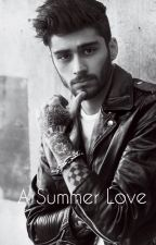 A summer love - Tome 2 by Lola_rl