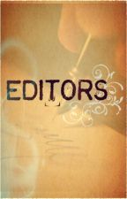 Editors by Watty_Aid