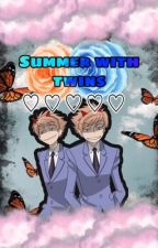 Summer with twins by Mayanater