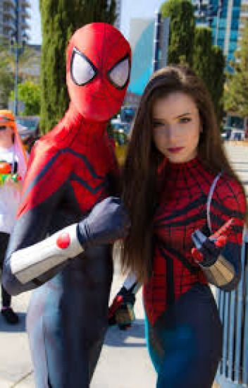 Spider Man Far From Home She Wolf Taty Wattpad