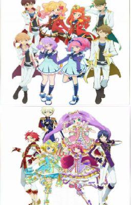 Aikatsu Stars & Idol Time Pripara: Những Câu Chuyện Tình Yêu
