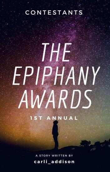 1st Epiphany Awards 2019 -2020  ~ Contestants (OPEN)