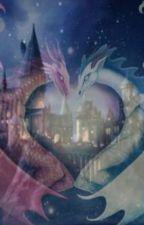 Dragon Love 💕  (Charlie Weasley x Reader) by EndyEnder