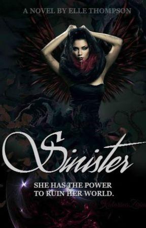 Sinister by ElleAndBooks